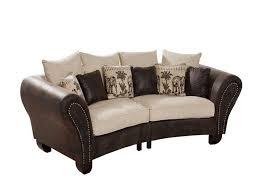 sofa kolonialstil sofa kolonialstil leder mit rückenpolster aus stoff für ihren
