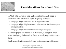 tutorial web c xp creating web pages with html 3e prepared by c hueckstaedt