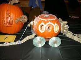 cinderella s coach cinderella s coach wins employee pumpkin carving contest news