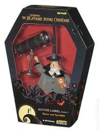 nightmare before mayor and spotlight deluxe figure jun