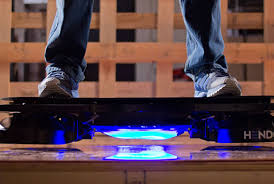 lexus hoverboard demo tony hawk helped design a hoverboard just in time for u0027back to