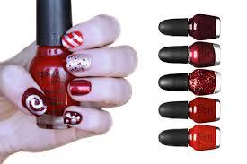 5 fabulously festive diy nail designs flare