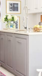 l black milk paint kitchen cabinets a review of my milk paint cabinets 6 month follow up