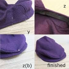 free pattern newsboy cap urbandon free flat or newsboy cap pattern and tutorial