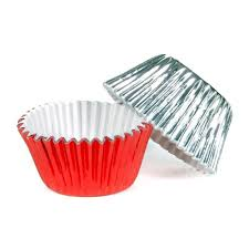foil candy cups packaging supplies silver foil candy cups 100 pack