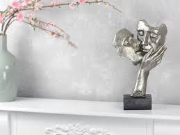 Deko Objekte Wohnzimmer Skulptur Paar Küssend Archive Ordnung Und Mehr Immer Etwas