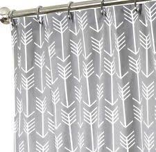 White Shower Curtains Fabric Best 25 Long Shower Curtains Ideas On Pinterest Extra Long