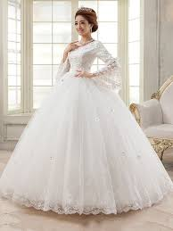 wedding dress muslim cheap muslim wedding dresses online sale tbdress