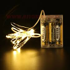 battery led string lights factory direct deal 3aa battery operated 2m 20leds mini led
