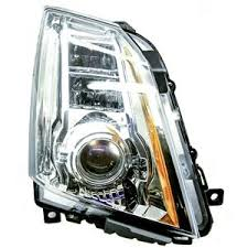 cadillac cts auto parts 2008 2012 cadillac cts passenger side headlight with ballast