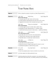 A Good Resume Example Resume Template Download Berathen Com