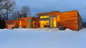 Awesome Modern Modular Home Designs ZING Blog By Quicken Loans - Modern design prefab homes