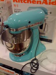 Kitchenaid Artisan 5 Qt Stand Mixer by Kitchenaid Martha Stewart Blue Collection Kitchen Electrics