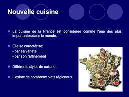 le monde de la cuisine la cuisine française ppt télécharger