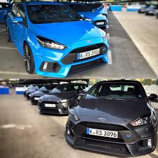 2016 ford focus rs review gtspirit ford focus rs pinterest