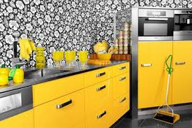 Yellow Kitchen Cabinet Cabinets For Kitchen Pictures Of Yellow Kitchen Cabinets