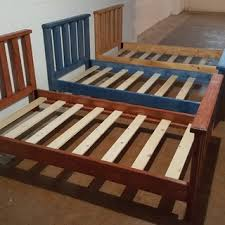 surface mounted keyhole bed rail brackets 90 bracket set