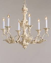 White Chandeliers White Iron Chandelier For Your Home Interior Design