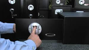 Biometric Gun Safe Wall Mount Barska Quick Scanning Biometric Fingerprint Safe Ax11224 Youtube