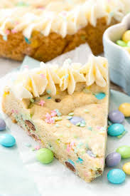 easter desserts easter sugar cookie cake crazy for crust