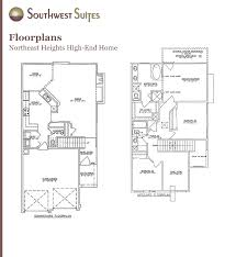 high end home plans northeast heights town homes southwest suites