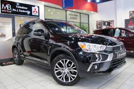 mitsubishi asx 2017 used 2017 mitsubishi asx 4 2 2di d 4wd for sale in west yorkshire