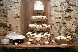 rustic wedding cake stands wooden cake stand paradoxproductions site