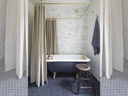 fresh shades of bathroom design colorful clawfoot tubs