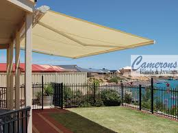 Retractable Folding Arm Awning Camerons Blinds U0026 Awnings Folding Arm Awnings