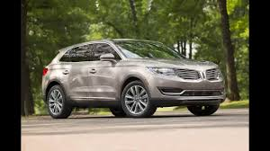 lincoln 2017 car lincoln mkx 2017 car review youtube