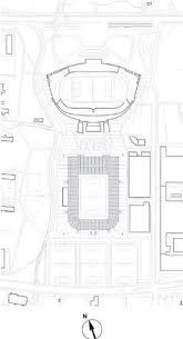 Stadium Floor Plans Nagyerdo Football Stadium Bord Football Stadiums