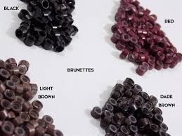 micro rings micro links micro rings for brunettes