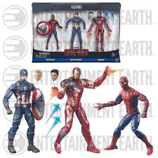 captain america spirit halloween the blot says captain america civil war marvel legends box