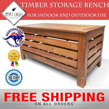 Outdoor Storage Box Bench Storage Bench Ebay