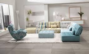 comfortable dark grey microfiber sectional sofa cheap for living