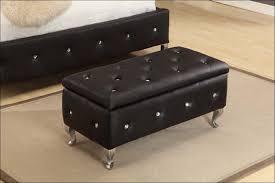 Large Storage Ottoman Bench Furniture Marvelous 3 Foot Storage Bench Storage Benches For