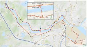 Map Of Boston Marathon Course by Best Marathons In Massachusetts Runner U0027s Choice Awards
