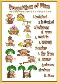 prepositions of place elementary worksheet english worksheets