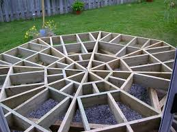 Aff Wood Know More How To Build A Kids Octagon Picnic Table by How To Build An Octagonal Deck Your Projects Obn Octagonal