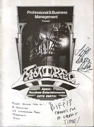 Shoot Out The Lights Lautrec U2022nwobhm Encyclopedia U2013 New Wave Of British Heavy Metal