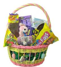 easter basket gifts pre made easter basket gifts
