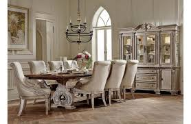 China Cabinet And Dining Room Set Florentina Classic Dining Table Set