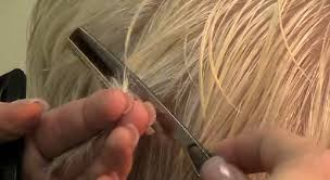 mens hair feathery part 1 simple mens razor haircut with a feather razor