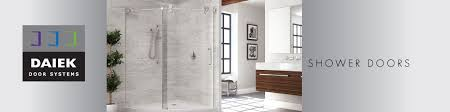 shower doors daiek door systems