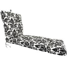 jordan manufacturing outdoor french edge chaise cushion multiple