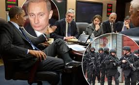 Russian Cabinet Obama And Putin Pledge Joint Counter Terrorism Efforts Ny Daily News