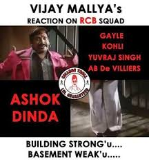 Rcb Memes - royal challengers banglore ipl7 funny pictures collection