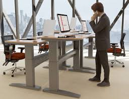 Adjustable Sit Stand Desk by Conset 501 11 Sit Stand Desk Free Delivery Uk Conset Stockists