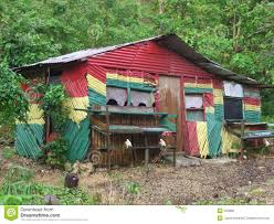 chambre rasta hutte de rasta photo stock image du caribbean jamaïquain 553986
