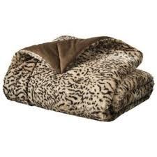 Cheetah Print Blanket Cannon Faux Fur Tan Cheetah Spot Throw Blanket So Soft Plush Mink